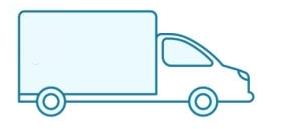 Camion déménagement 12m3